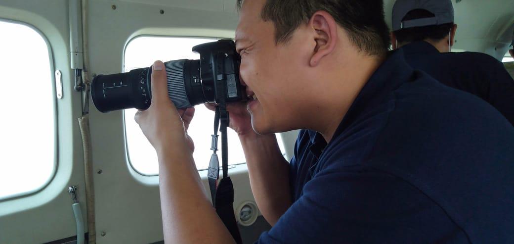Pelatihan Dokumentasi Udara Bakamla RI Berakhir