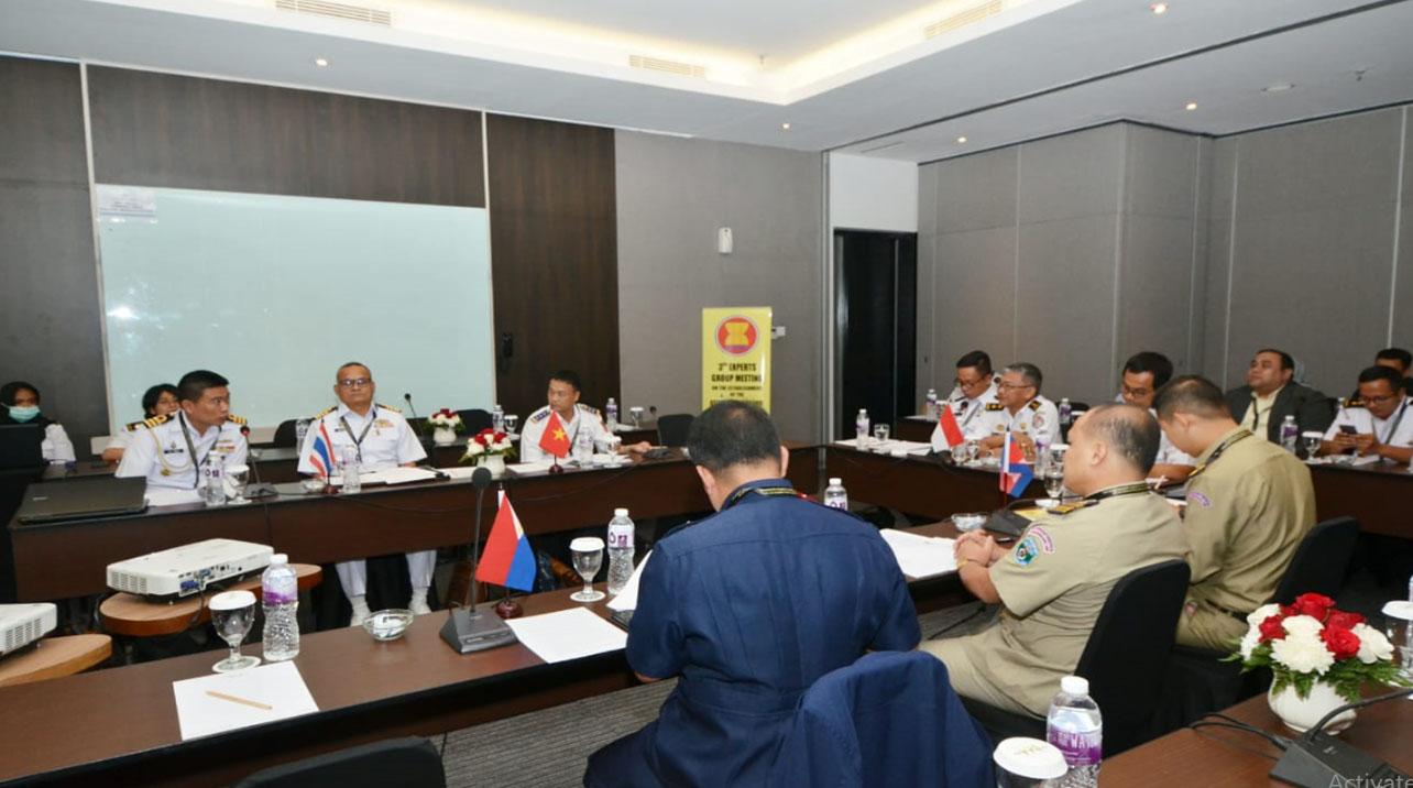 Wujudkan Sinergitas, Belasan Pakar Coast Guard Asean Kumpul di Jakarta