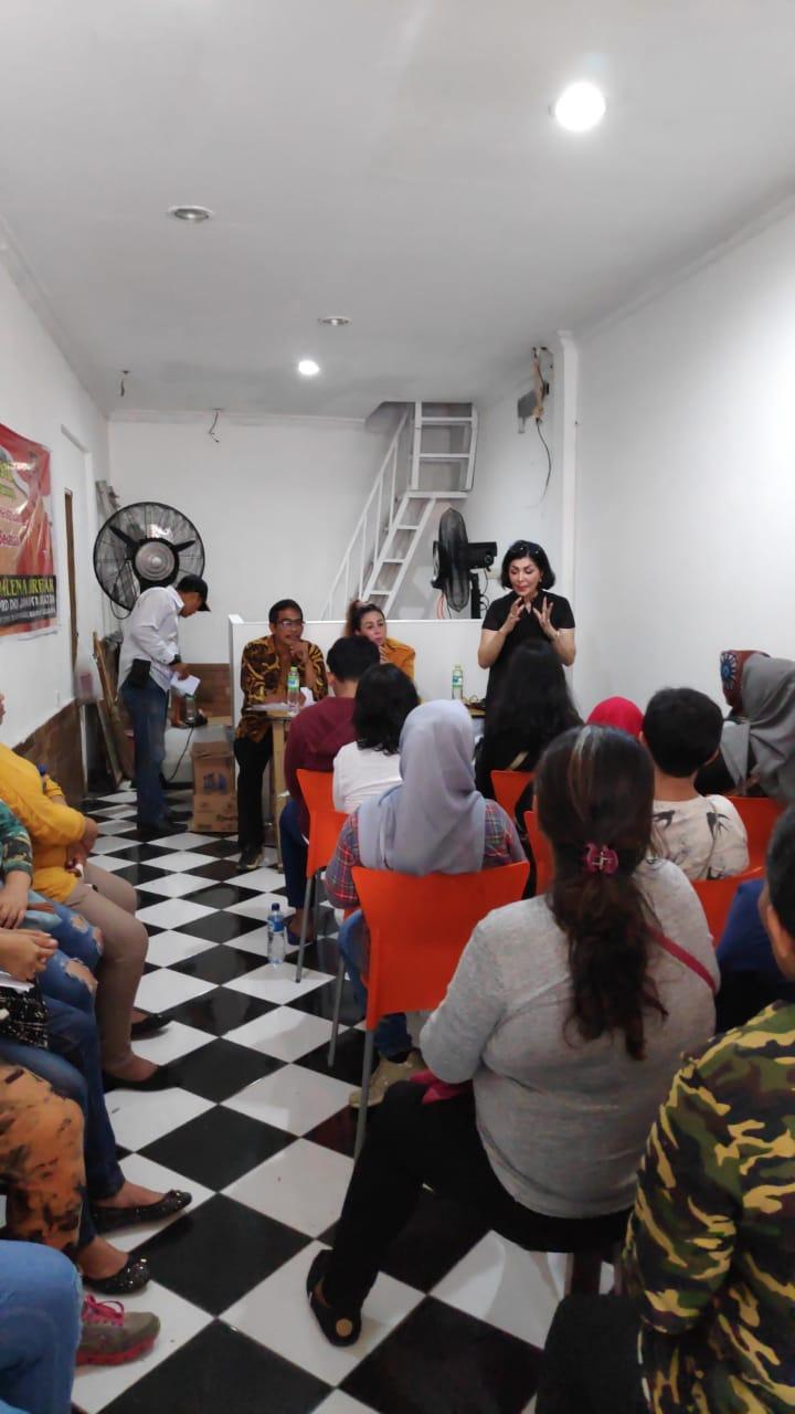 Caleg: Perempuan Indonesia Hebat dan Mempunyai Hak Yang Sama