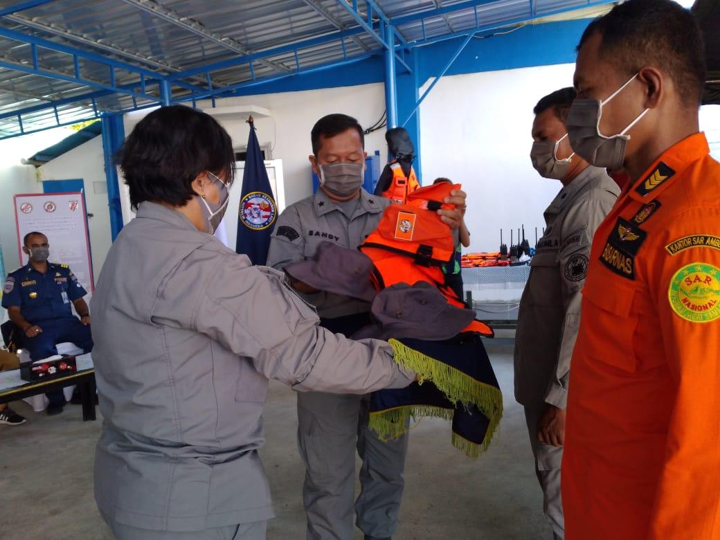 Siap Siaga di Zona Maritim Timur, Bakamla RI Gelar Latihan SAR