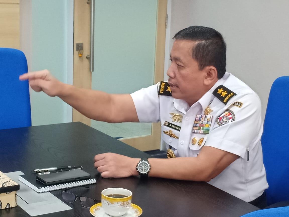 Laksda S. Irawan, M.M.: Bakamla (Indonesian Coast Guard) Tempat Ibadah Kita