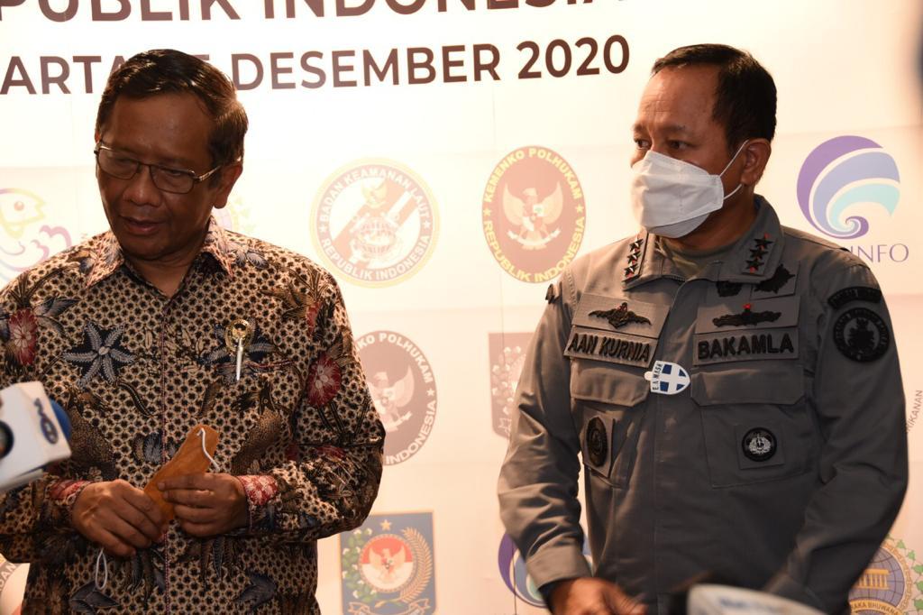 Bertambah Usia, Bakamla RI Gelar Seminar Nasional Pengelolaan Perbatasan Laut Indonesia