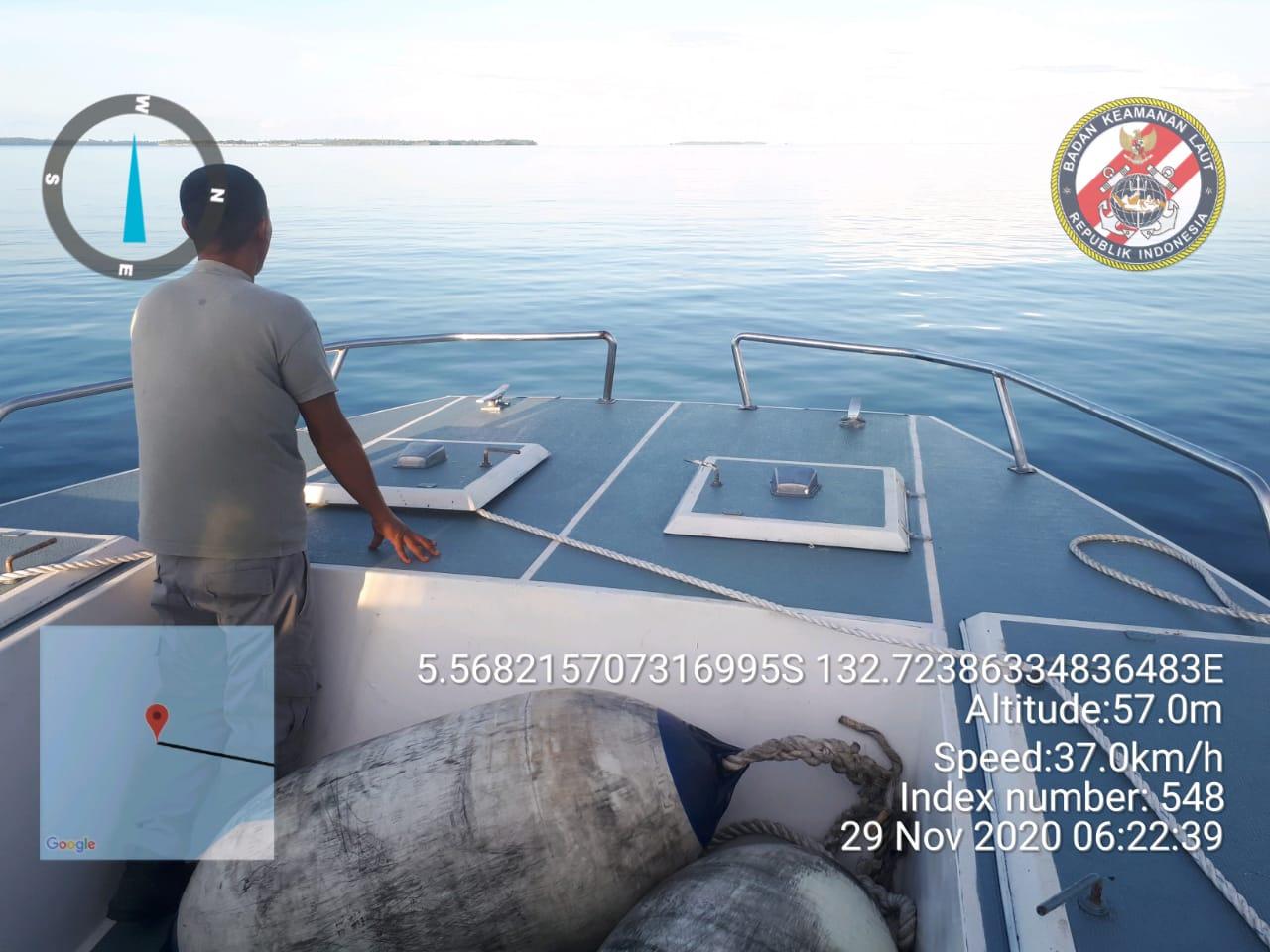 SPKKL Tual Himbau Antisipasi Bahaya Cuaca Buruk Bagi Nelayan Tual