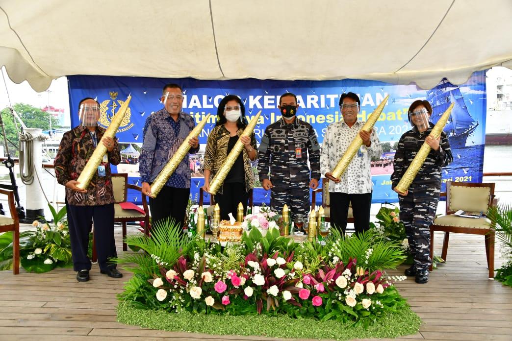TNI AL Harapkan Nelayan Sejahtera Melalui Pengembangan Kampung Bahari Nusantara