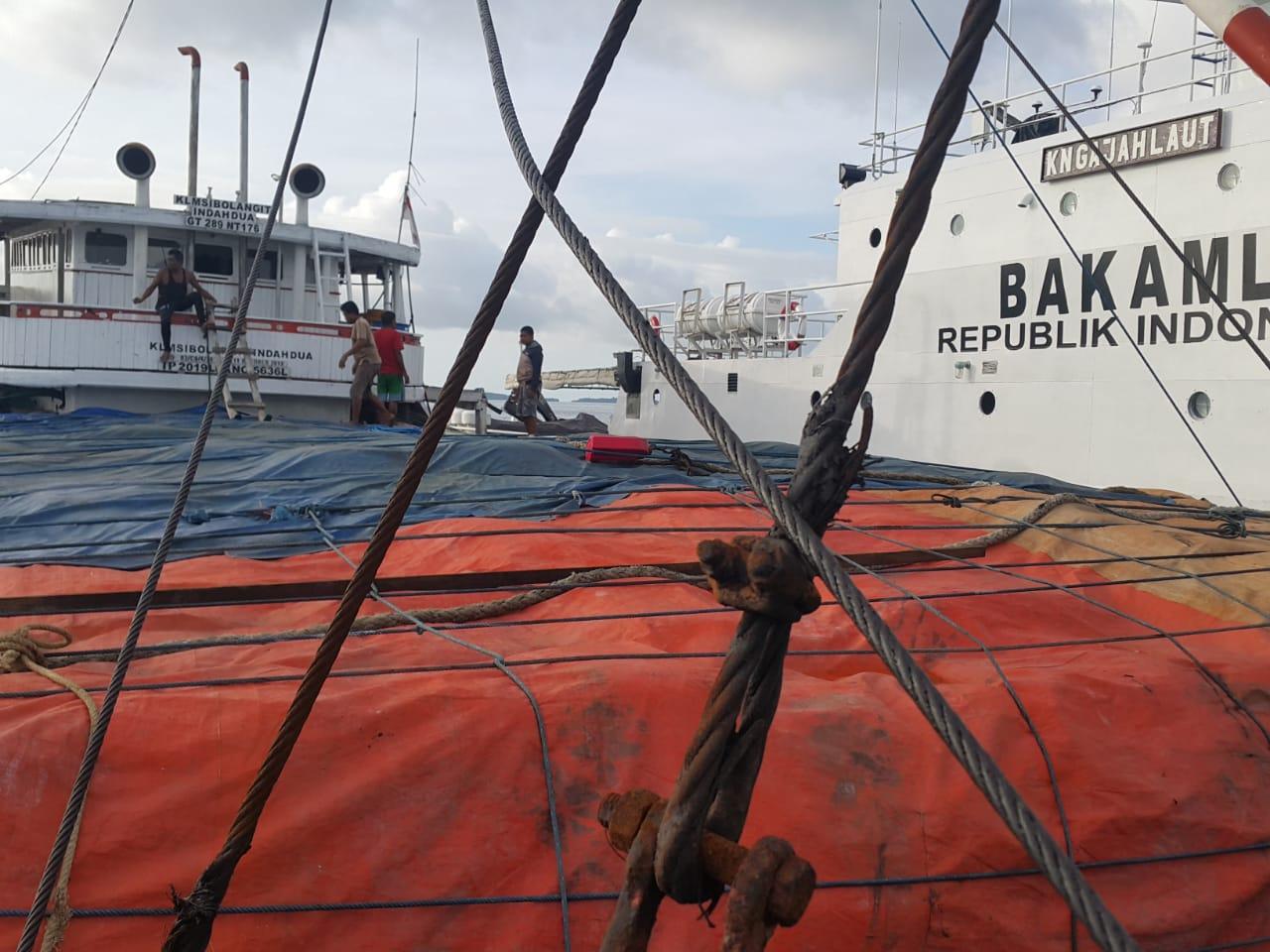 Jaga Keamanan Perairan Wilayah Zona Tengah, Bakamla RI Terus Tingkatkan Operasi Patroli Laut