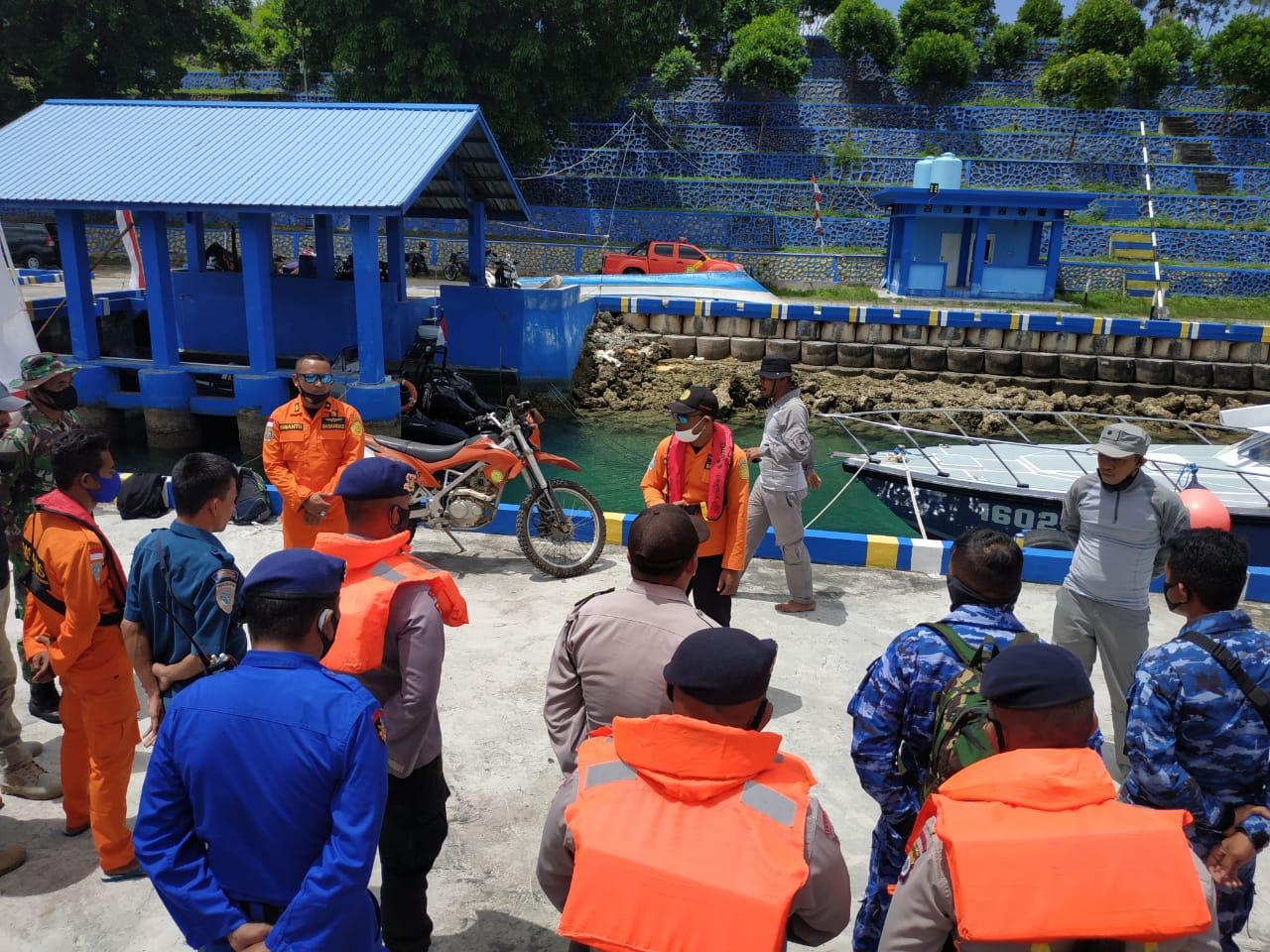 Personel SPPKL Ambon Berhasil Temukan Long Boat Hilang di Perairan Tayando Tual