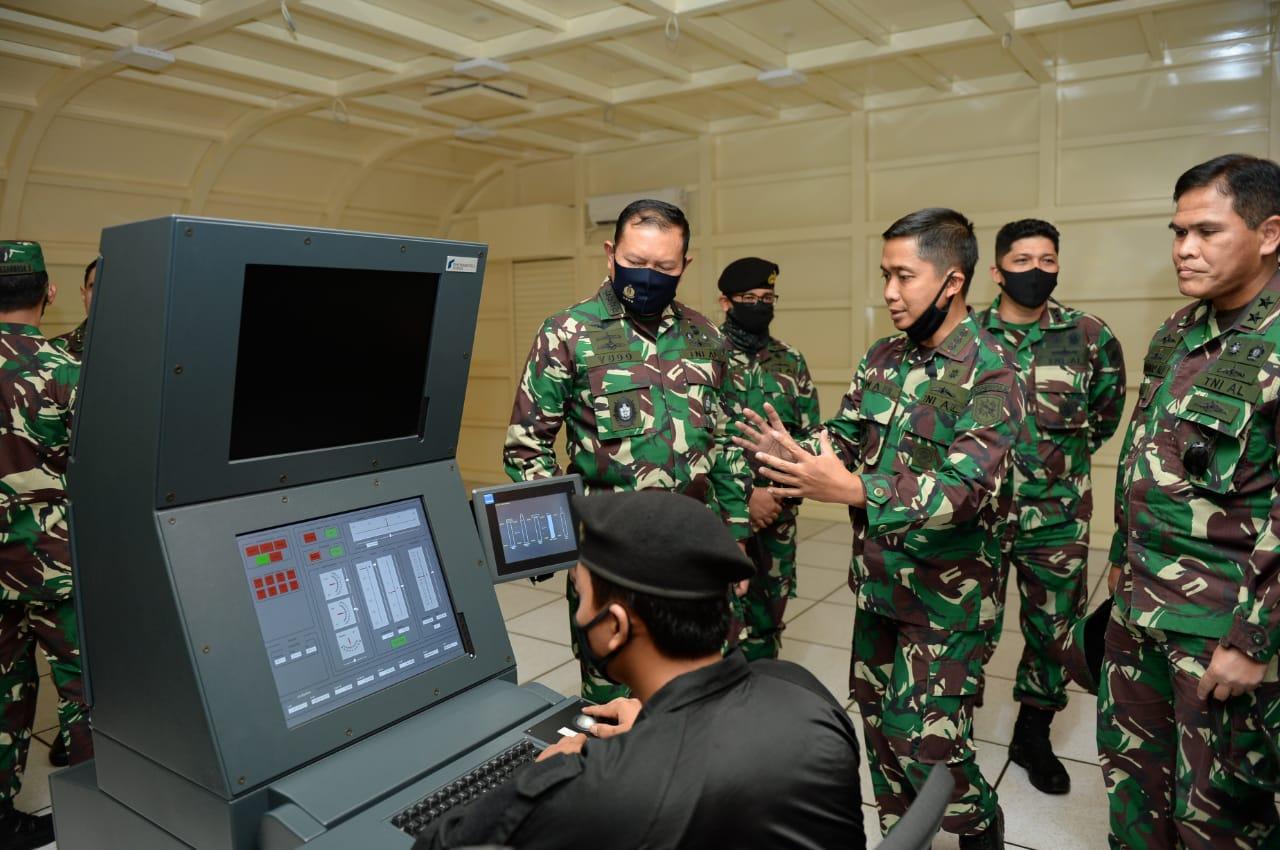 KASAL: TIGA KOMPONEN FUNDAMENTAL YANG PERLU DIMILIKI PERWIRA TNI AL