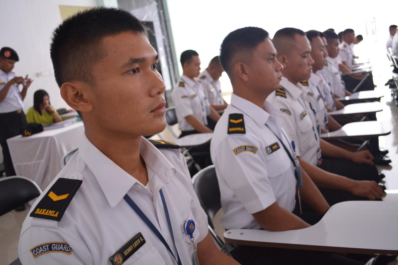 Bakamla Siapkan Personel Awak Kapal 80 Meter