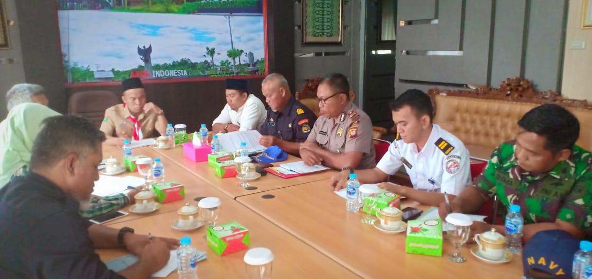 SPKKL Sambas Bakamla RI Bahas Penyelesaian Konflik Nelayan Sambas