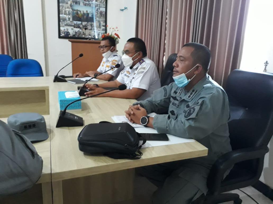 Bakamla RI Laksanakan Kunjungan Strategis di Kalimantan Timur
