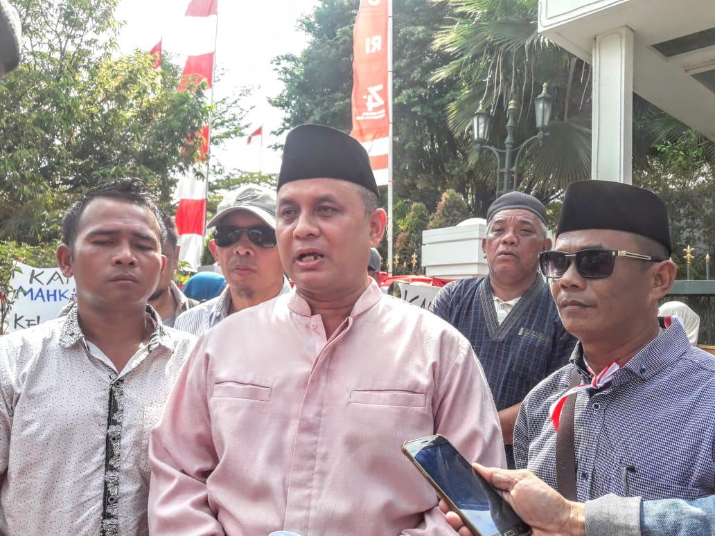 Pernyataan Sikap Gerakan Masyarakat Anti Pejabat Amoral (GEMPAR) Kabupaten Simeulue