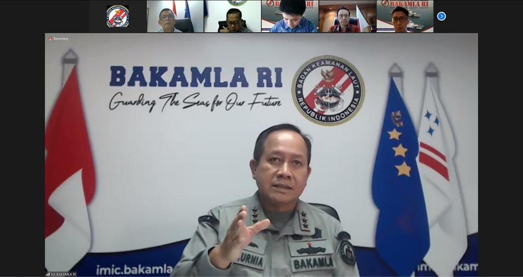 Kepala Bakamla RI - Dubes Jepang Bahas Kerja Sama Keamanan dan Keselamatan Laut