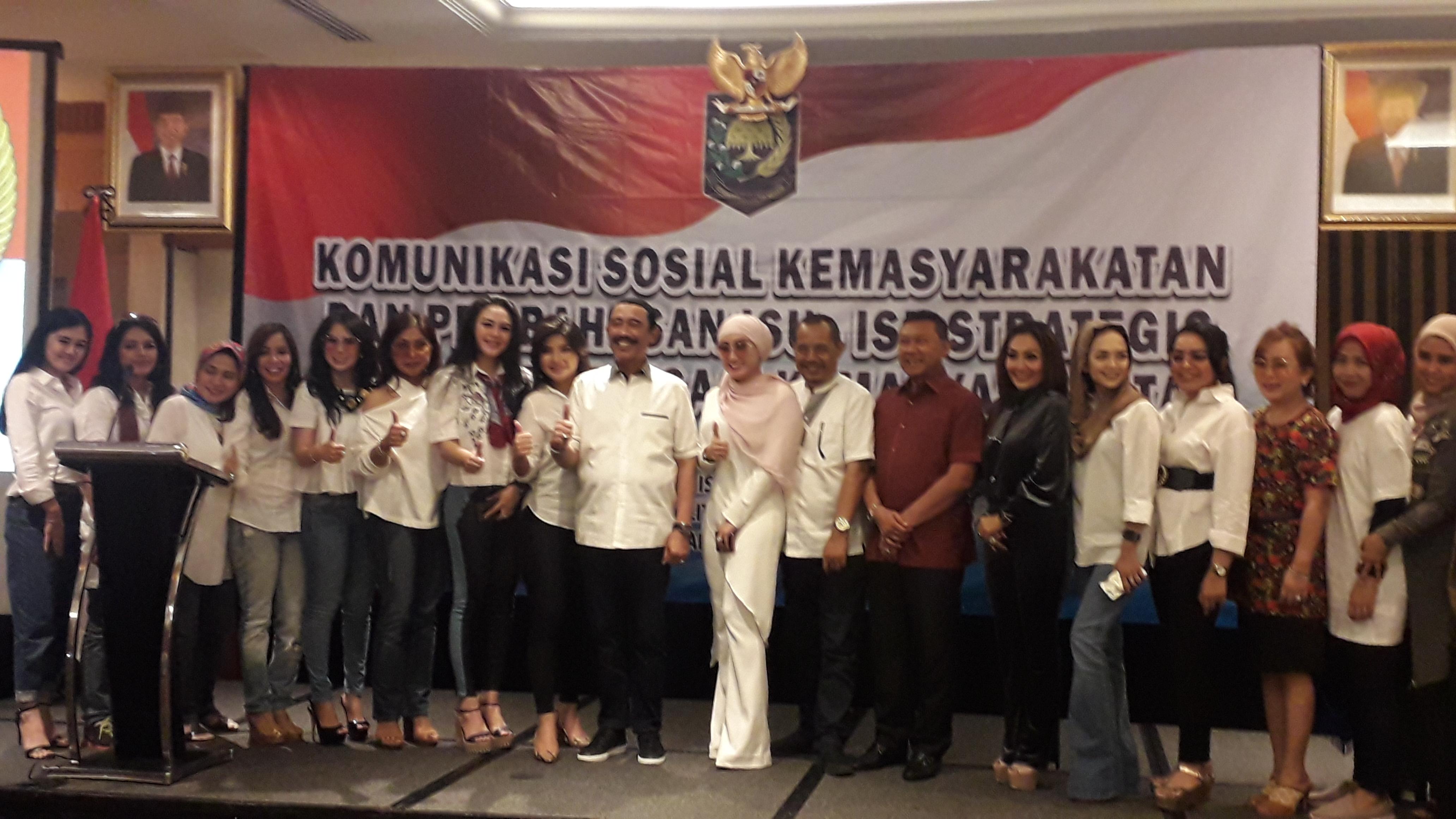 Halal Bihalal dan Syukuran RKIH Atas Suksesnya Pesta Demokrasi Pemilu dan Pilpres 2019