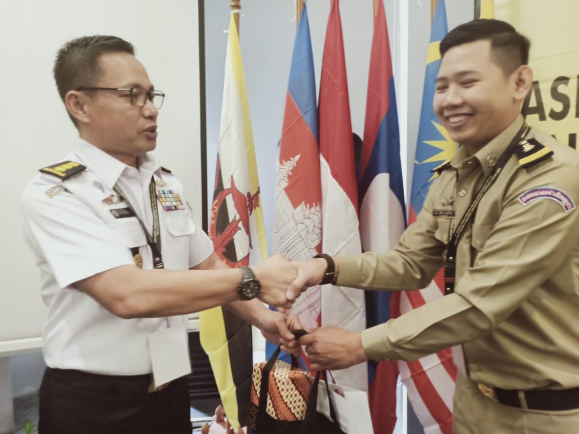 Inilah Hasil Pertemuan Para Pakar Coast Guard Asean