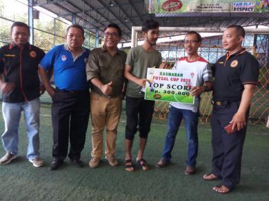Futsal Cup KASMARAN 2020, Upaya Tingkatkan Semangat Olahraga