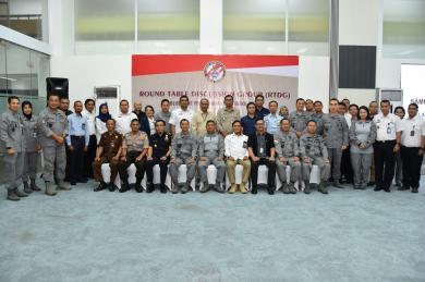 Bakamla RI Gelar Diskusi Kebijakan Pengamanan Laut Indonesia