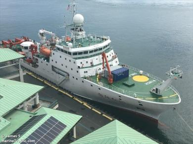 Bakamla bayangi Kapal Survei China di Selat Sunda