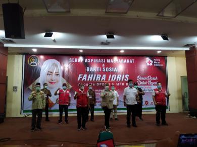 Bang Japar MoU Dengan PMI DKI, Tingkatkan Donor Darah