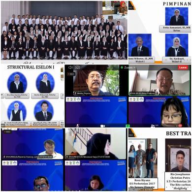 STP Trisakti Paparkan PK2MB Pada Orang Tua Mahasiswa Baru