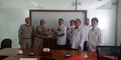 Kadin DKI Jakarta Bidang Infrastruktur Audiensi Dengan Dinas Perumahan