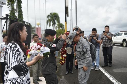 Tatap Muka Zona Tengah, Laksdya Taufiq Tekankan Bakamla Sebagai Coast Guard Indonesia