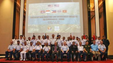 Bakamla RI Bersama Coast Guard di ASEAN Diskusi tentang Keamanan Laut Regional
