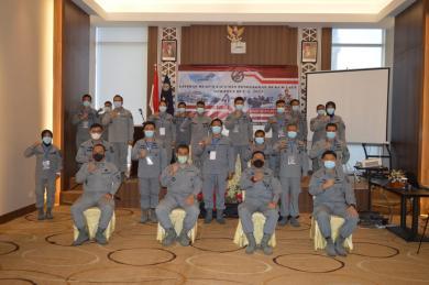 Asah Kemampuan Personel Bidang Hukum, Bakamla Gelar Latihan Hukum Laut dan Penegakan Hukum